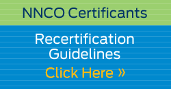 nnco recertification guidelines