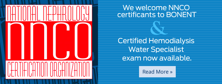 We welcome NNCO certificants to BONENT